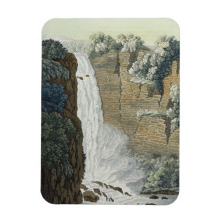 Tequendama Waterfall on the Bogota river, Colombia Magnet