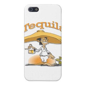 Tequila Cactus Mexican Sombrero iPhone 5/5S Case