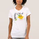 Tequila Chick Tee Shirt