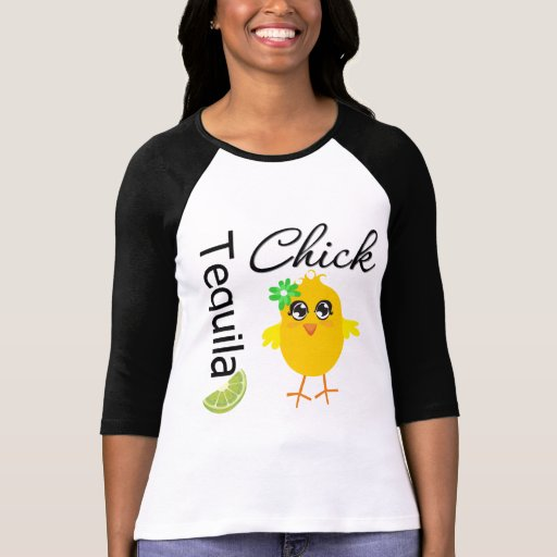 Tequila Chick Tee Shirts