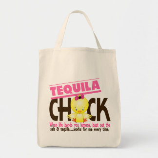 Tequila Chick Tote Bag