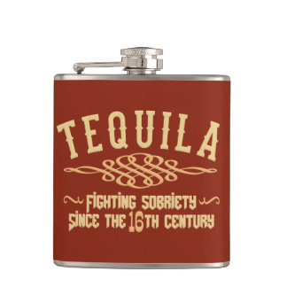 TEQUILA custom flask
