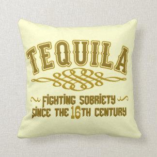 TEQUILA custom throw pillow