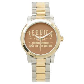 TEQUILA custom watches