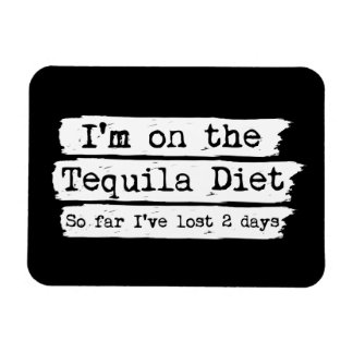 Tequila Diet Magnet