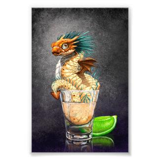 Tequila Dragon 4x6 Print