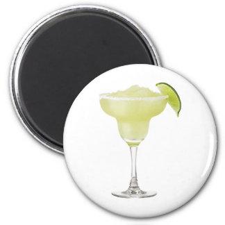 Tequila Lime Slushie 6 Cm Round Magnet