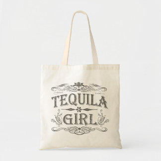 Tequila Lover Budget Tote Bag