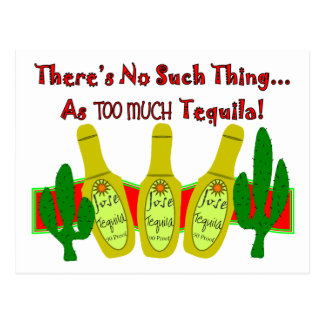Tequila Lovers T-Shirts & Gifts Postcard