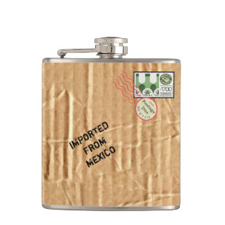 Tequila Package Hip Flask