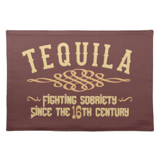 TEQUILA placemats