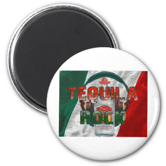 Tequila Rock Magnets