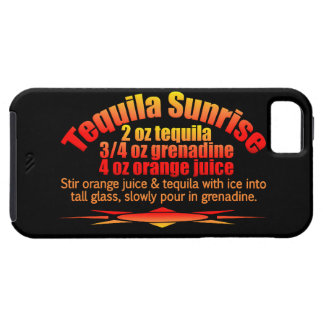 Tequila Sunrise iPhone 5 Case-Mate