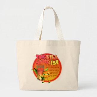 Tequila Sunrise recipe Tote Bag