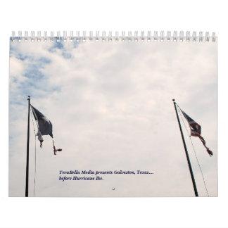 TeraBella Photography presents Galveston, Texas Wall Calendars