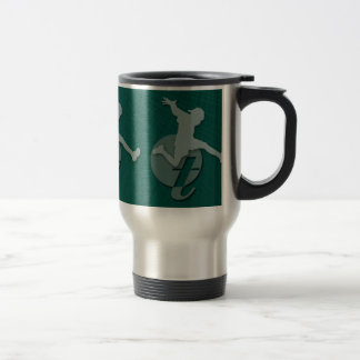 Terapia Centre Stainless Steel Travel Mug