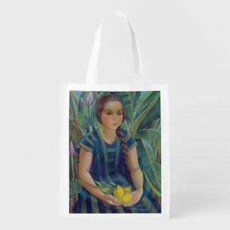 Teresina, 1925 reusable grocery bag