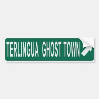 Terlingua Bumper Stickers