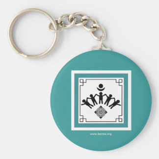 Terma Foundation Logo Keychain