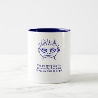 Terminal Two-Tone Coffee Mug