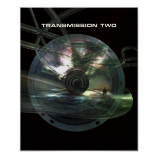 Terminal Radio Transmission Two Poster