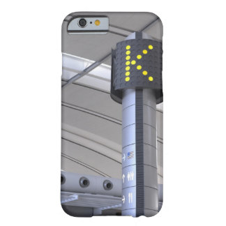 Terminal Sign, Toronto Pearson International Barely There iPhone 6 Case