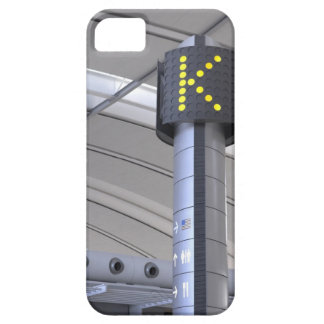 Terminal Sign, Toronto Pearson International iPhone 5 Cover