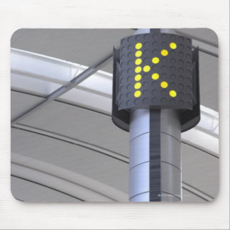 Terminal Sign, Toronto Pearson International Mouse Pad
