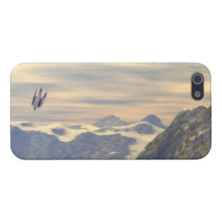 Terminal Velocity Peregrine Falcon iPhone 5/5S Cases
