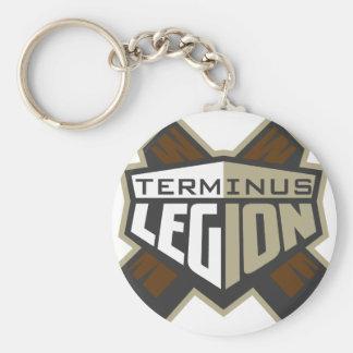 Terminus Legion  Logo Key Ring