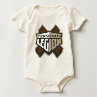 Terminus Legion Standard Logo Baby Bodysuit