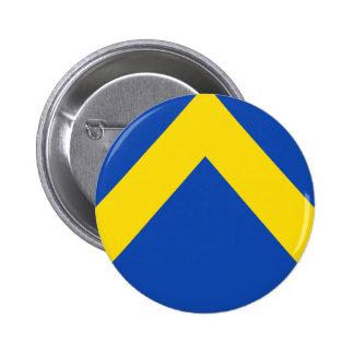 Ternat, Belgium Pinback Button