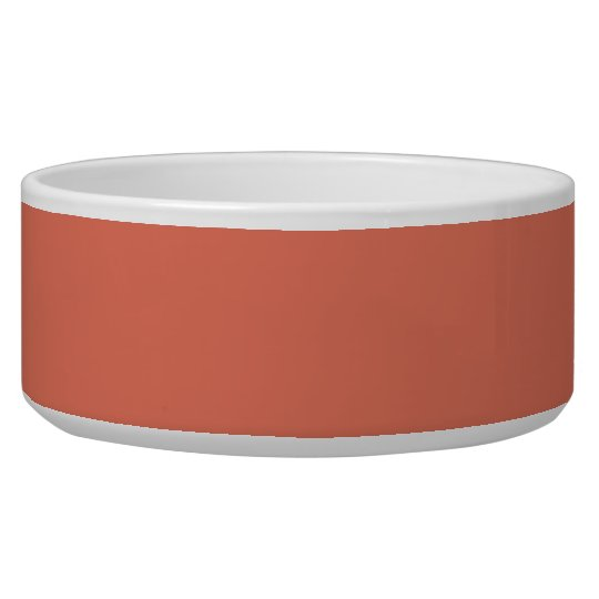 Terra Cotta High End Complementary Colour