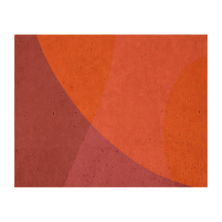 Terra-Cotta Photo Cork Paper