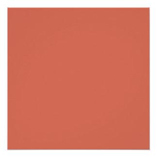 Terra Cotta Red