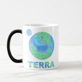 Terra Earth Art Coffee Mug Cup