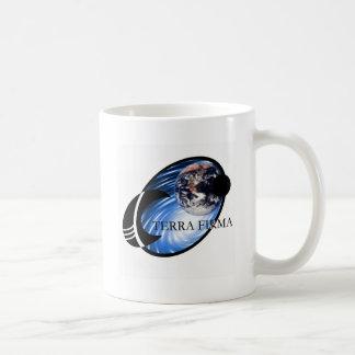 Terra Firma Basic White Mug
