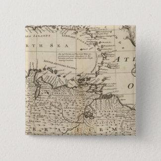 Terra Firma, Caribbean 15 Cm Square Badge