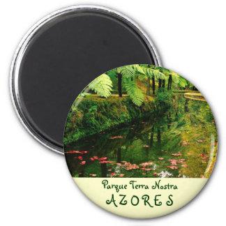 Terra Nostra, Azores Magnet