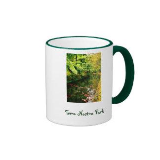 Terra Nostra, Azores Ringer Coffee Mug