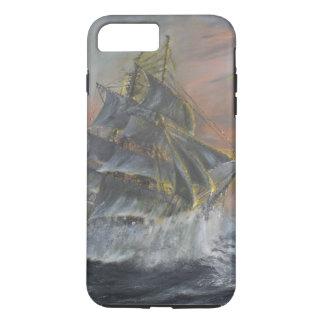 Terra Nova heads into a fierce Gale Dawn iPhone 8 Plus/7 Plus Case