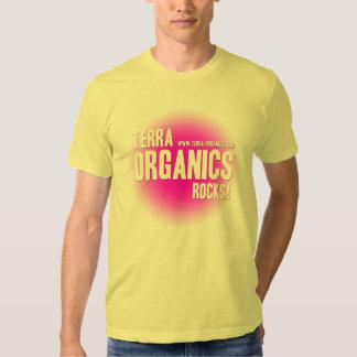 Terra Organics Rocks Shirt