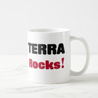 Terra Rocks Coffee Mugs