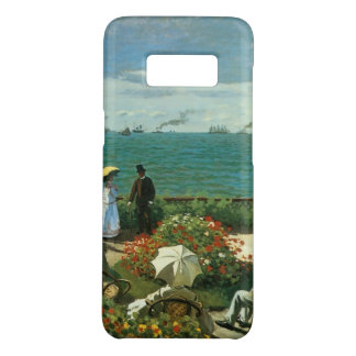 Terrace at the Seaside by Claude Monet Case-Mate Samsung Galaxy S8 Case