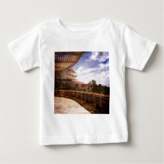 Terraced Architecture Baby T-Shirt