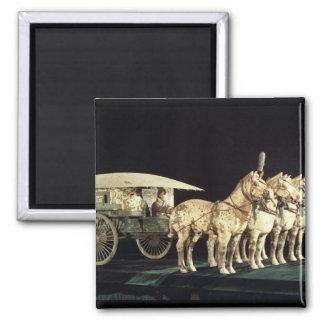 Terracotta Army Qin Dynasty Fridge Magnets