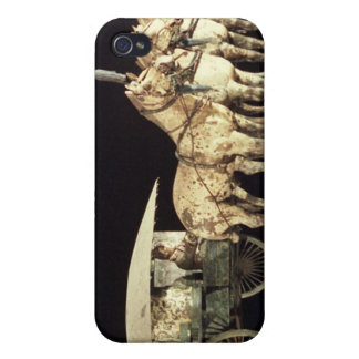 Terracotta Army, Qin Dynasty iPhone 4 Cover