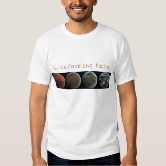 Terraforming Mars Shirts