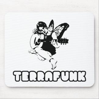 Terrafunk Logo Mouse Pad