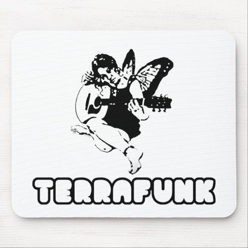 Terrafunk Logo Mousepads